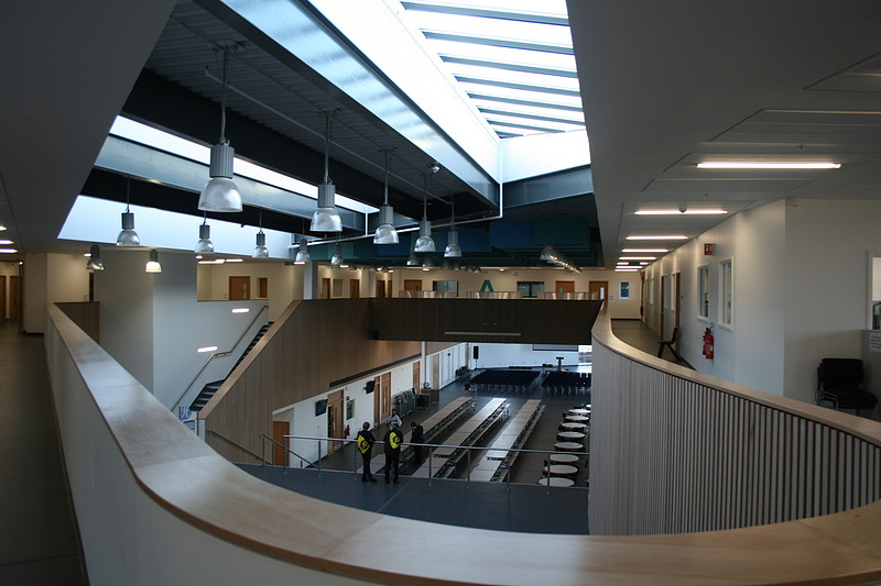 Brighton Aldridge Community Academy – Interior View