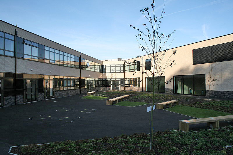 Brighton Aldridge Community Academy – Exterior Views