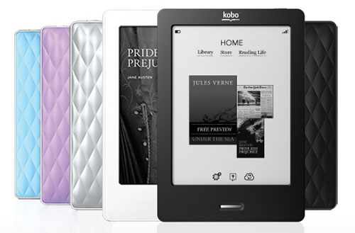 Kobo touch review kobo ereader touch edition youtube.