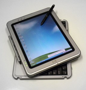 HP Compaq TC1100: A Fine Example of Early Windows Tablet