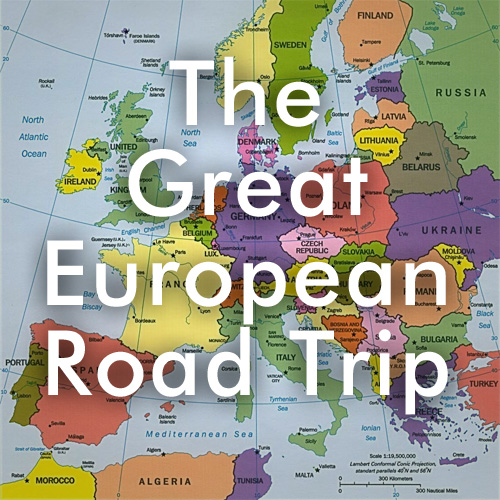 The Great European Road Trip 2