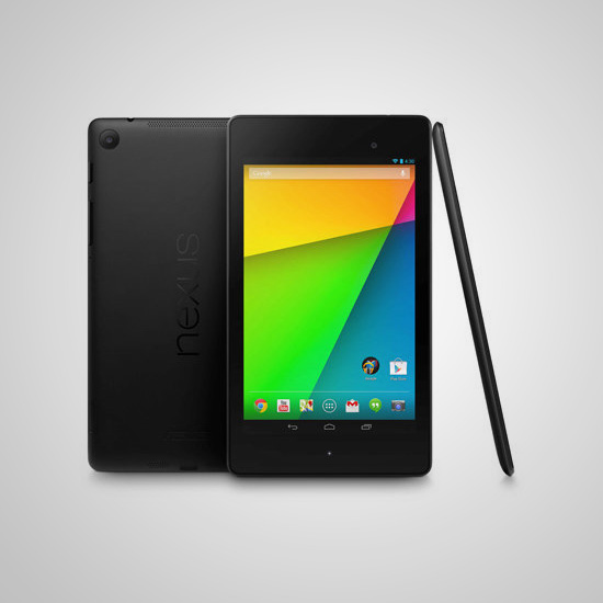Google's New Nexus 7 (II) vs Nexus 7