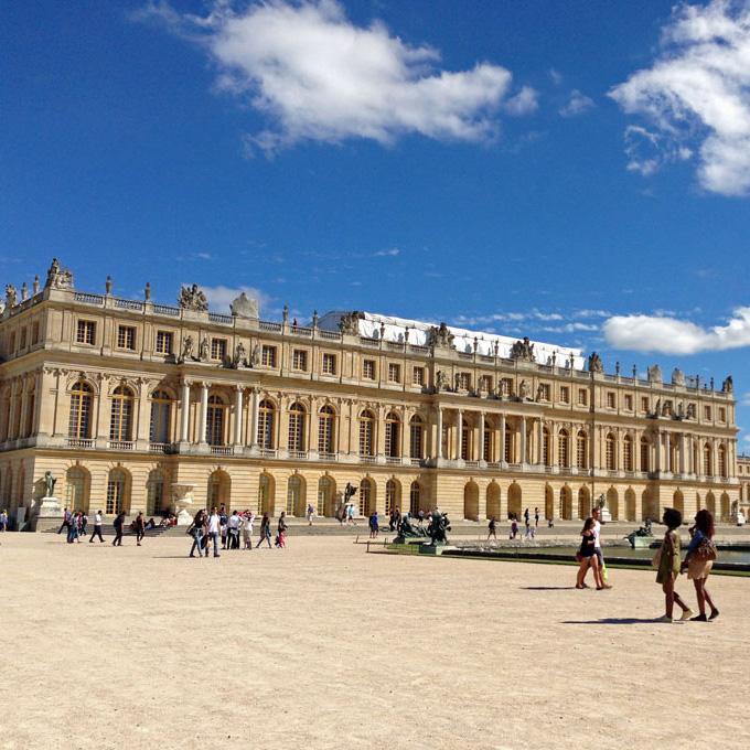 Visit to Versailles