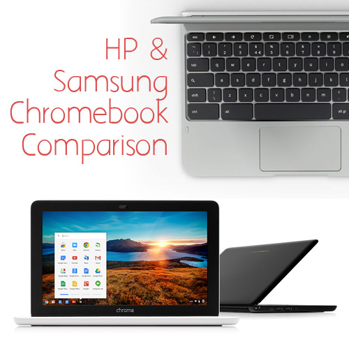 Samsung Series 3 Chromebook vs HP Chromebook 11