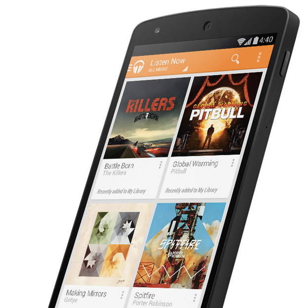 Nexus 5 the Epitome of An Android Smartphone