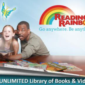 Reading Rainbow – Mobile Learning