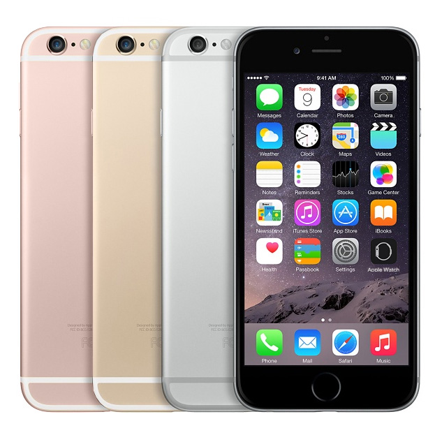 iPhone 6 vs iPhone 6s - Comparisons and key features | Colour My Learning