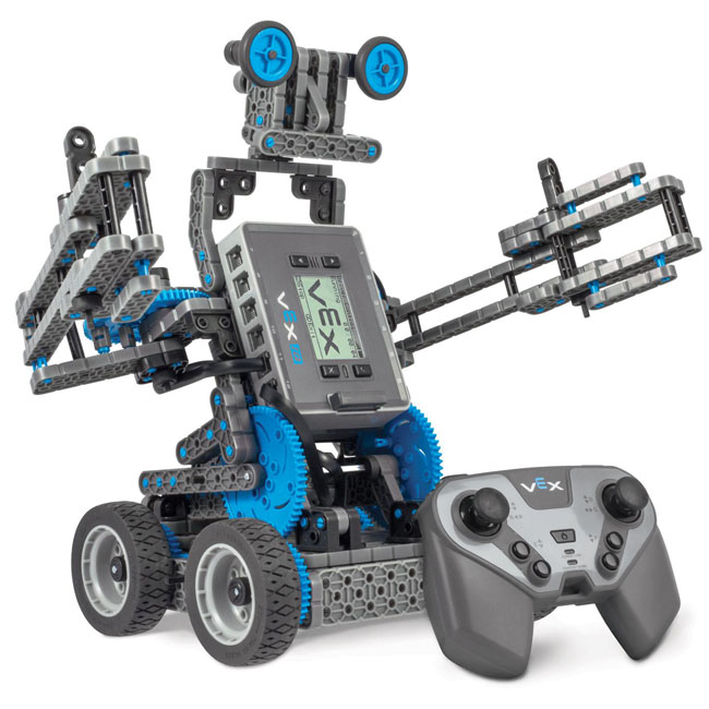 The Best Build-Your-Own Programmable Robot Kits for Learning